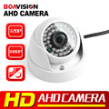 Mini 1MP 2MP AHD Camera 720P 1080P Security IR 20M Night vision Work Analog HD Surveillance 2000TVL Dome CCTV Camera For AHD DVR