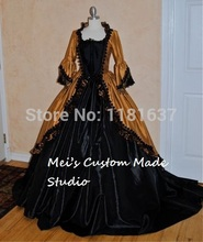 Custom Made Moive Theater Period Dresses Gothic Marie Antoinette Fantasy Gown Costume
