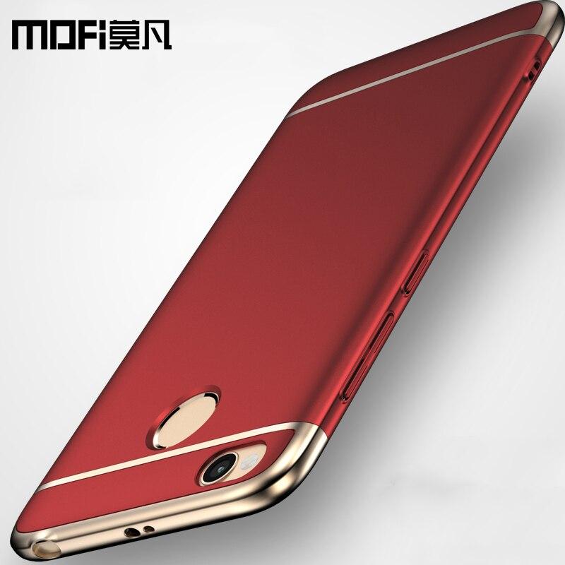 xiaomi redmi 4x case xiaomi redmi 4x cover case bumper 3 in 1 luxury redmi4x 5.0 mofi xiaomi redmi 4x PRO case redmi 4x case