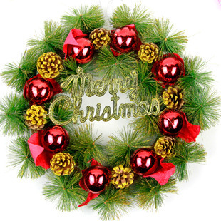 wholesale christmas garland christmas decorations gifts of christmas tree parts 2015 winter new year - Christmas Garland Wholesale