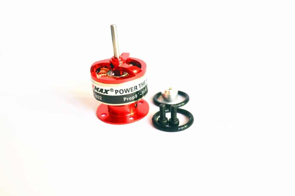 CF2822 с prop saver KV1200 подходит для 11,1 В lipo Outrunner бесщеточный мотор