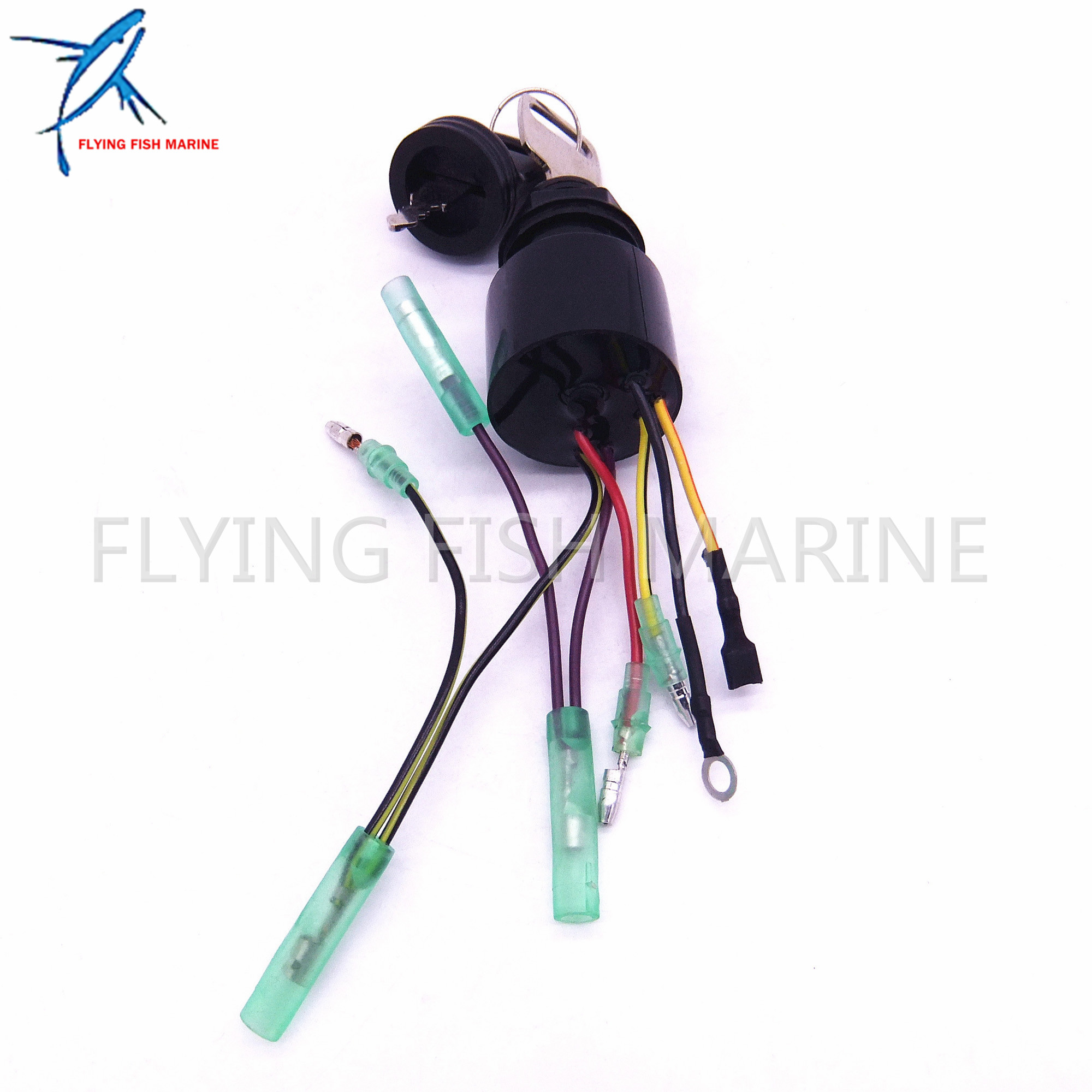 Boat Motor 87-17009A5 Ignition Key Switch for Mercury Outboard Motors 3 Position Off-Run-Start ,Free shipping
