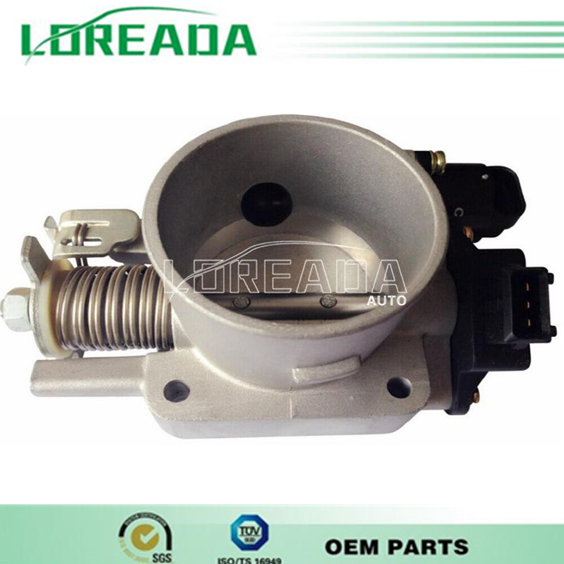 Brand New Throttle body D50J for UAES system Engine Displacement FOTON 486 Bore size 50mm Throttle valve assembly High Quality new original as1000 m5 metal throttle valve