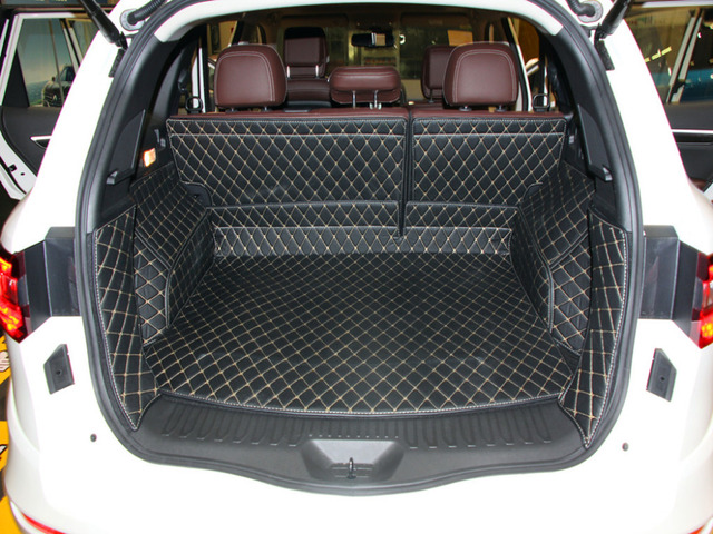 Good Quality Special Trunk Mats For Renault Koleos 2018 Waterproof