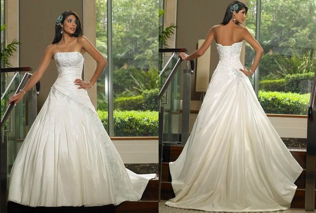 Free Shipping Designer Wedding Dresses Bridal Gown Any Size Color