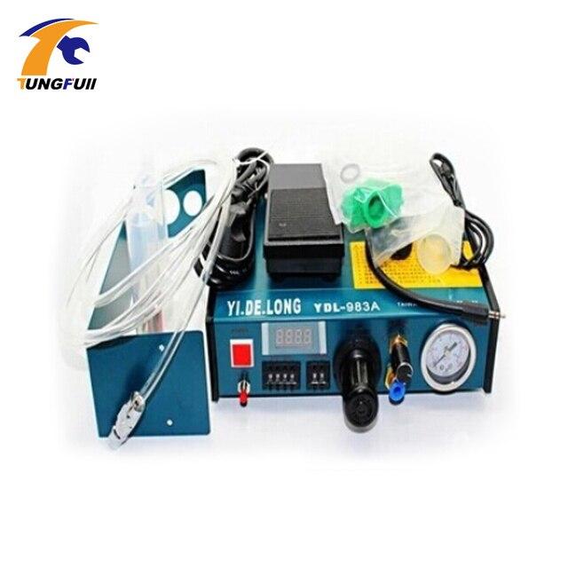 YDL-983A Professional Precise Digital Auto Glue Dispenser Solder Paste Liquid Controller Dropper 220V Drop Shipping