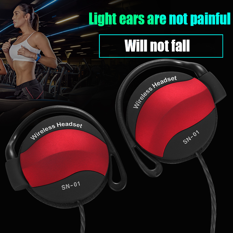 SHINI SN Wireless Headphone Bluetooth Earphone Fone de ouvido For Phone Neckband Ecouteur Auriculares Bluetooth Headset V4.1