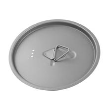 New One TOAKS 3in1 550ml Ultralight Titanium Pot Outdoor Camping Titanium Bowl Titanium Cup POT-550 / POT-550-L