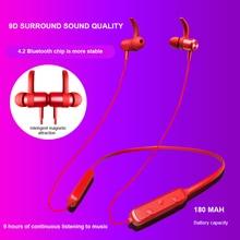 Sport Stereo Headphones Bluetooth In Ear Wirelles Earphones Noise Canceling Headphone True Wireless Waterproof Touch Headset
