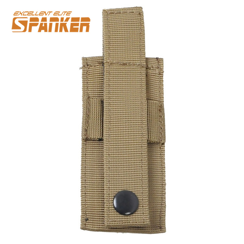 Spanker Táctico Militar Durable Portable Tijera Bolsa Médico Bolsa de Nylon 1000