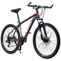 Phoenix 2017 High Quality Bike Man 21Speedy Mountain Bicycle 24inch MTB Bike 26inch Disc Brake Road