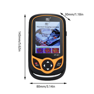 Image 5 - XEAST Thermal Imaging telefon komórkowy HT A1 220*160 rozdzielczość kamera na podczerwień HD narzędzie pomiarowe 100% szybka dostawa z moskwy