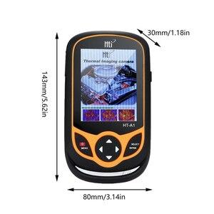 Image 5 - Xeast熱画像携帯電話HT A1 220*160 解像度赤外線カメラhdモスクワから測定ツール 100% 高速配信