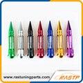 RASTP-326 K Poder Pausa Liga de Alumínio 90 MM Roda Jantes Sintonizador Estendido Lug Porca Com Spikes Spikes LS-LN032