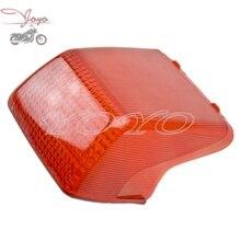 Motortycle задний тормоз индикатор хвост свет лампы крышка объектива для NX250 AX-1 250 KW3 1989-1994