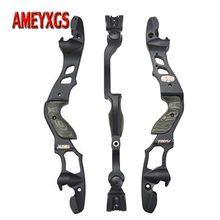 1pc Archery Recurve Bow Riser 19 ILF Right Hand Takedown Handle Outdoor Sports And Arrow Hunting Shooting Accessories