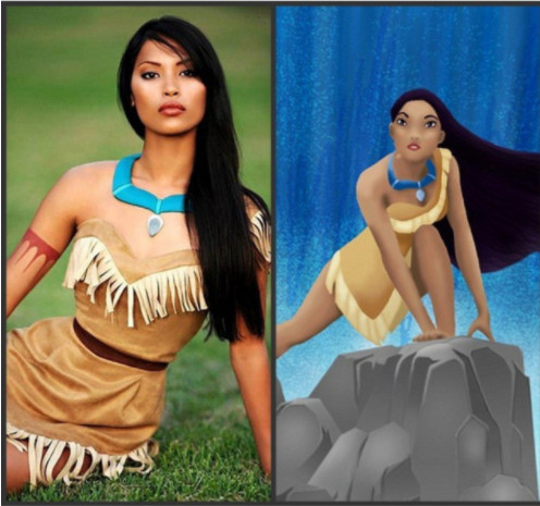 Pocahontas Matoaka costumes Indians princess Matoaka halloween Costume Dress lady sex dress Cosplay Costume