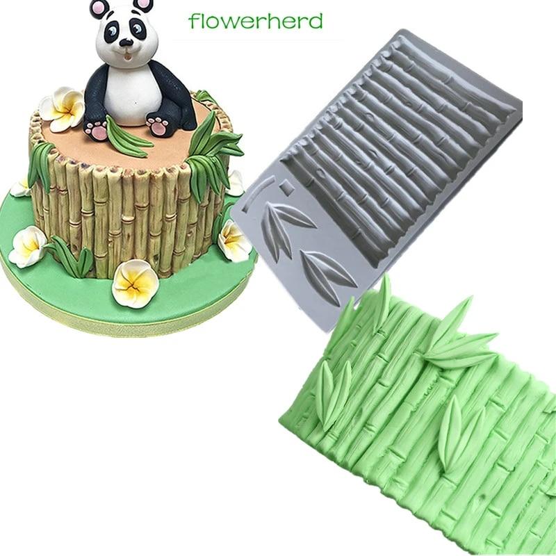 Mold Cake Decorating Tools Chocolate Gumpaste Boder Silicone Fondant Sugarcraft