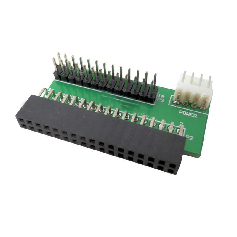 Cable adaptador de conector de disquete 34P a 26 pin/34PIN a 26PIN cable flexible USB a 34P /unidad de disquete USB a 26P