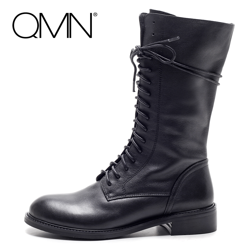 image New mustang combat boots