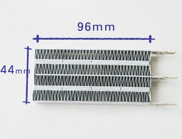 Free Shipping PTC ceramic air heater 800W AC DC 220V clothes dryer Electric heater free shipping ptc ceramic air heater 1200w ac dc 220v clothes dryer heating apparatus element