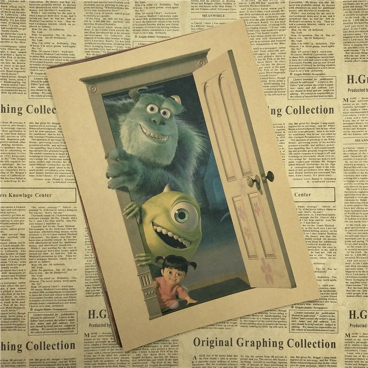 Luxury Monsters Inc Wall Decor Pictures - Art & Wall Decor ...