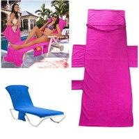 215x75 cm companheiro beach towel microfibra de veludo duplo banho de sol espreguiçadeira espreguiçadeira cama toalhas de férias jardim tampa da cadeira de praia guardanapo