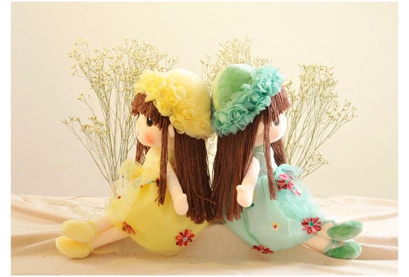 35cm Plush Toy Cute Girl Rag Doll Variety Of optional Birthday Gift Tanabata Creative Gift4