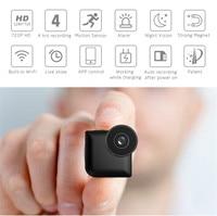 Camsoy C3 Wifi Mini Camera Micro Wireless IP Control 720P HD Mini Video Recorder Night Version Motion Sensor Kamera Mini Wifi
