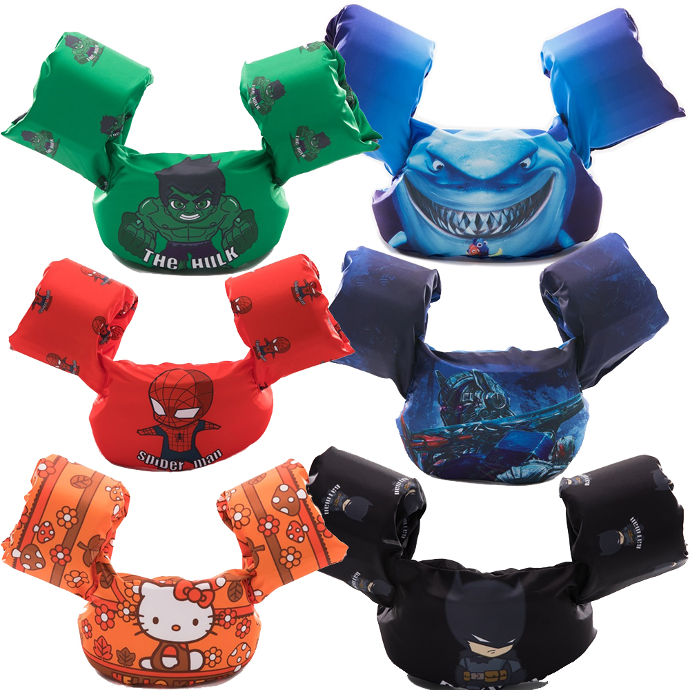 puddle jumper baby kids Arm ring life vest floats Foam life vets safety life jacket Sleeves Armlets Swim Circle Tube Ring