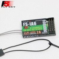 2 4GHz 6 Channels 140 Band 20dBm Receiver For FlySky FS IA6 RC Airplane