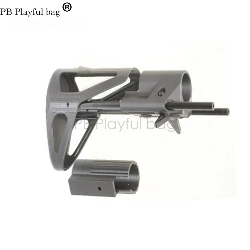 CS Tactics Playful Bag DIY Competitive Equipment Hobby Accessories PDW Telescopic Butt Jinming E Lehui FJS Gel Ball Gun KD24