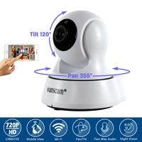 Wanscam Mini Smart P2P Wireless CCTV Security Surveillance 1MP 720P Wifi IP Camera Pan Tilt 2