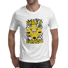 Smile Everyday T Shirt Novelty Style Pop T-shirt Rock Casual Brand Unisex Tee