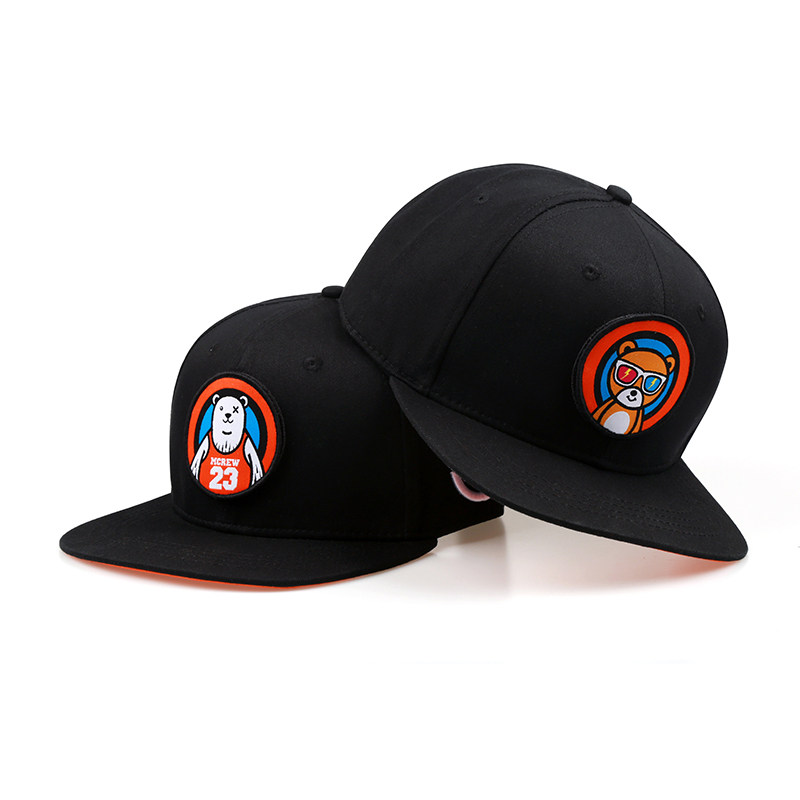New Unisex Top Quality Bear Baseball Caps Snapback Gay Bear Caps Hip Hop Hat 2 Replace
