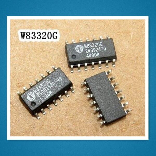 Электронные компоненты и материалы 100% W83320G
