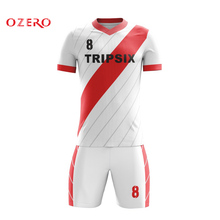 1108e26a4 OZERO top quality design your own team shirts training jersey all football  kits