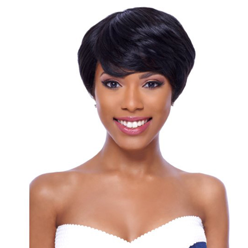 how to make a pixie cut wig