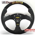 320MM Carbon fiber Racing Aluminum Frame Light Weight 6-Hole Steering Wheel Modified Jdm Sport