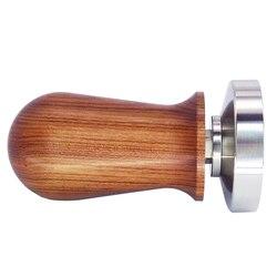 Skalibrowane ciśnienie sabotażu 58mm 51mm do młota proszkowego do kawy i Espresso w Ubijaki do kawy od Dom i ogród na