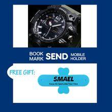 Sport Watches for Men Waterproof Digital Watch LED Men's Wristwatch Clock Man Big Men Watches Military