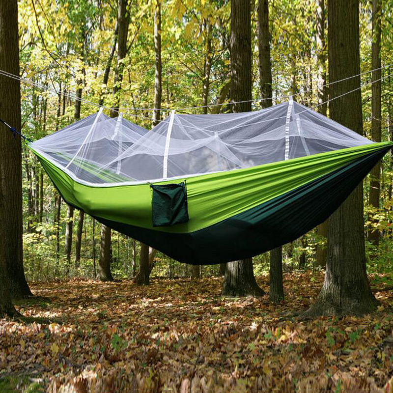 Popular mosquito net tents buy cheap mosquito net tents for Net hammock bed