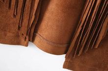 Women's Boho Tassel Vest