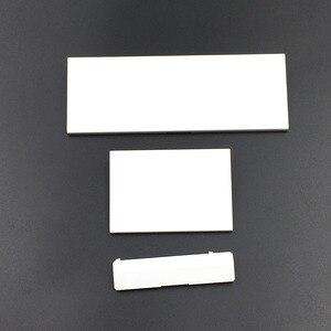 Image 5 - 60 مجموعات 3 في 1 استبدال الباب فتحة يغطي رفرف ل نينتندو وى