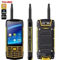 Original Android 6 0 Rugged N2 Phone 3G Smartphone IP68 Waterproof Phone Shockproof GPS MT6580 Quad