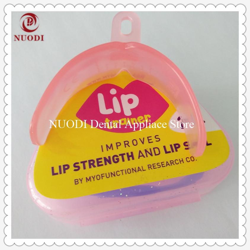 Orthodontic Lip trainer Improving lip seal and discouraging mouth breathing/MRC Lip trainer