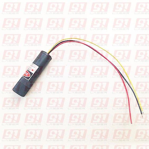150mW 650nm focusable red laser diode module TTL modulation,1Hz-1000KHz, DOT, 16X60mm