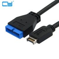 0 2M USB 3 1 Type C MINI 20 Pin Front Panel Header To USB 3