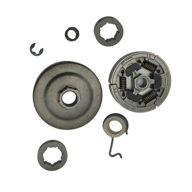 Clutch Sprocket Worm Gear Bearing For Stihl MS361 044 046 MS440 MS461 MS460 Chainsaw Clutch Drum Rim Accessory Kit Home Tools