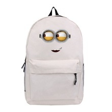 Hot Minions Kids School Backpack
